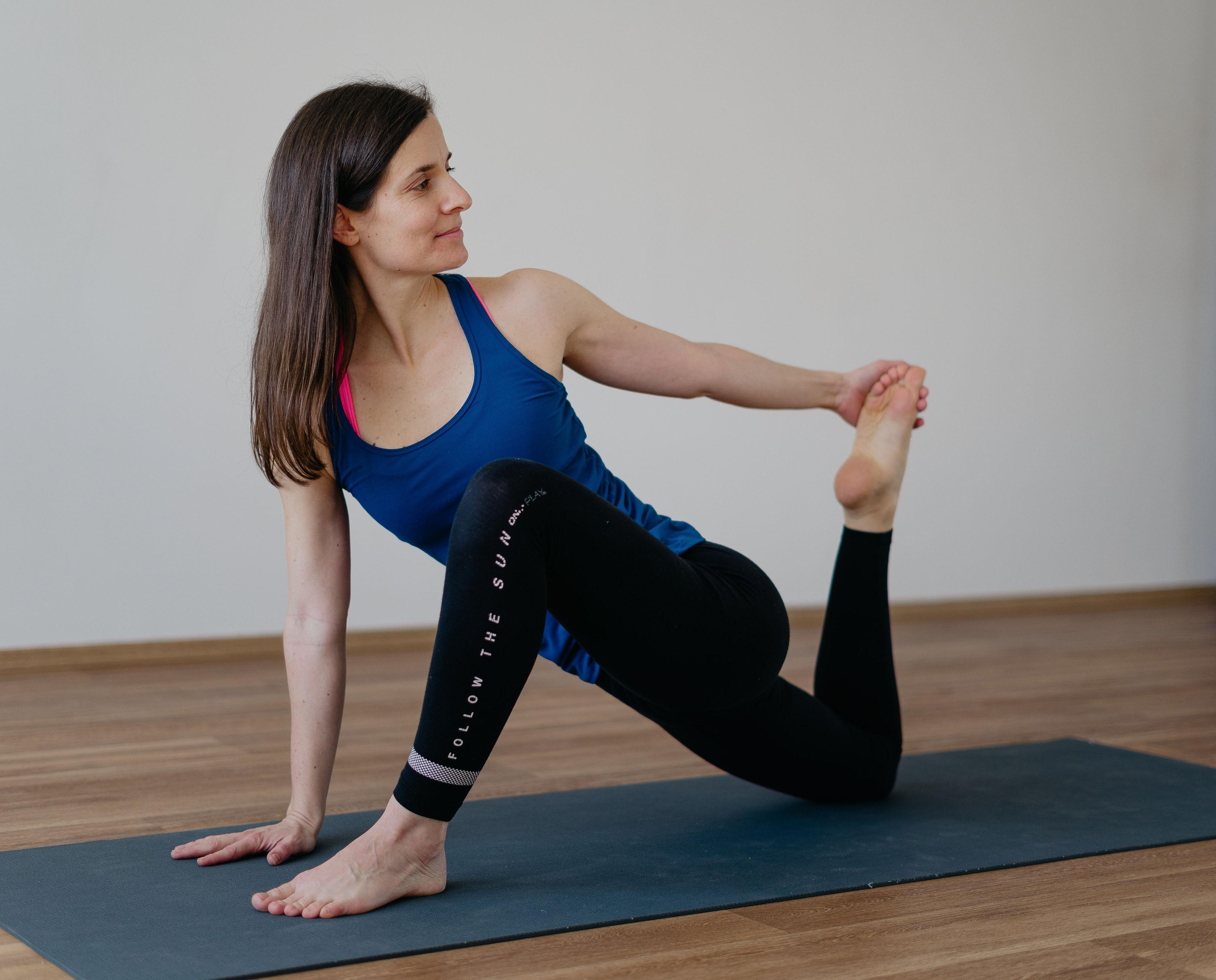 Csípőnyitó jóga